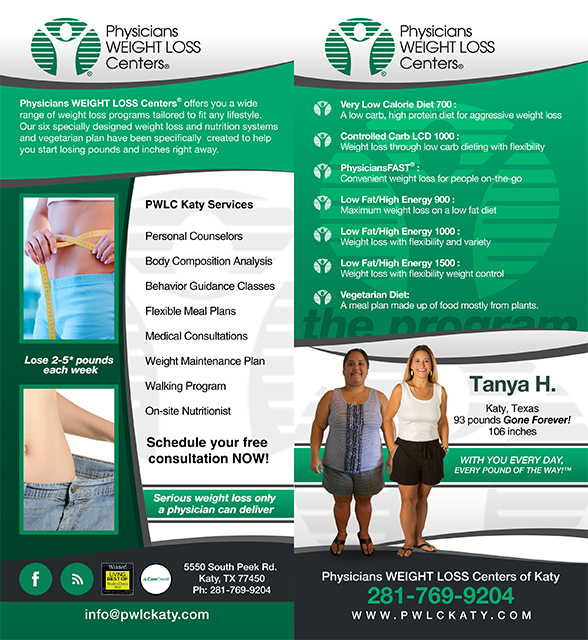 Physicians Weight Loss Centers Of Katy Texas